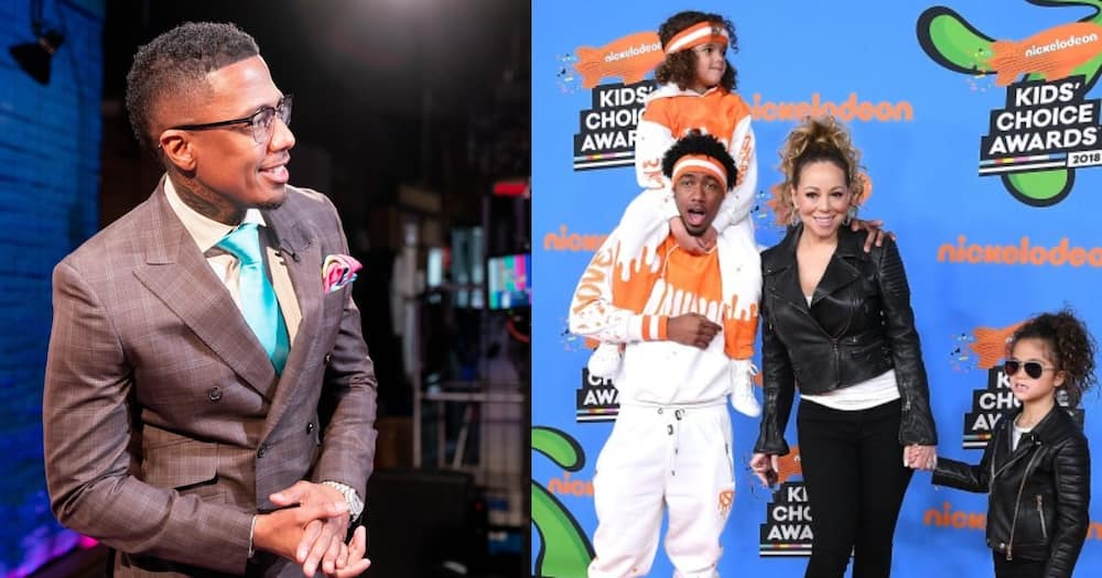 Nick Cannon's therapist advised him to take a break from having more kids after his seventh child.