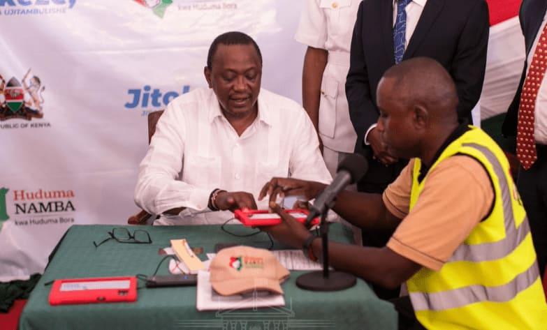 Government dismisses claims Kenyans were forced to register for Huduma Namba