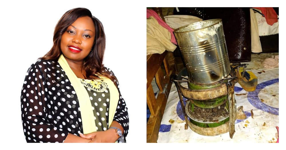 """""""When assisting the poor keep it to yourself,"""" Kenyans tell Millicent Omanga"""