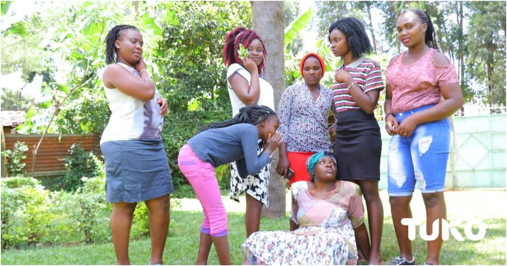 Maragoli youth group using comedy to empower the girl child, counter teenage pregnancies