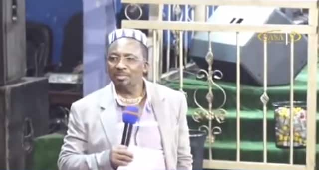 Pastor Ng'ang'a reveals he went for younger wife because she was fresh
