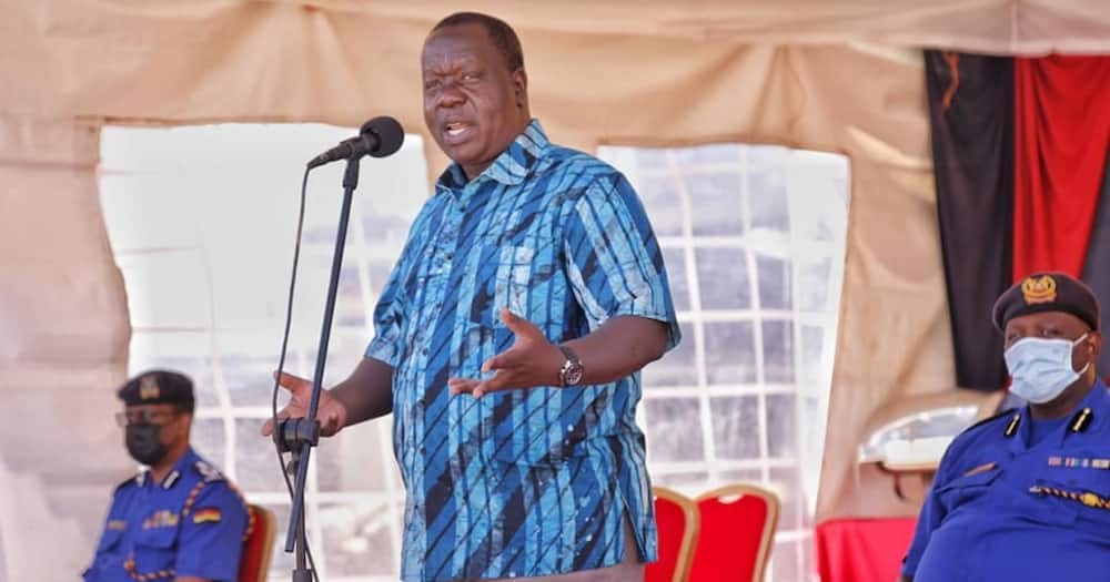 Matiang'i orders search for over 80 Kajiunduthi High School students yet to report back