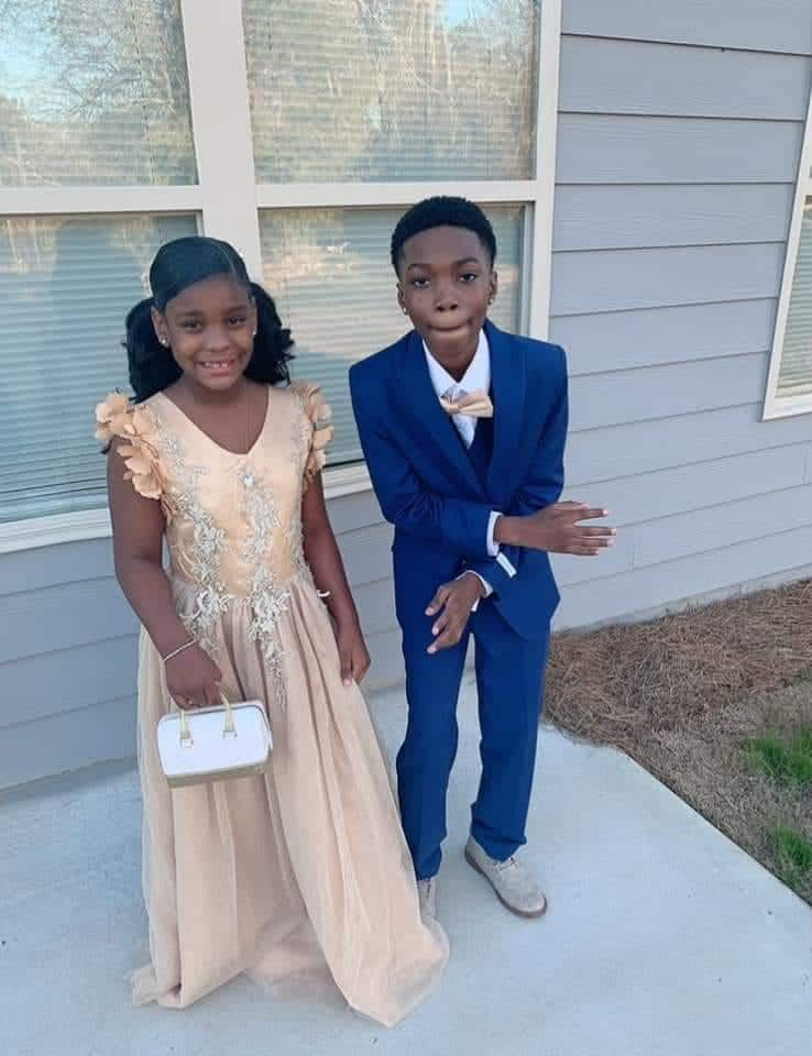 Big brother takes sister to dad-daughter dance after their father stood her up twice