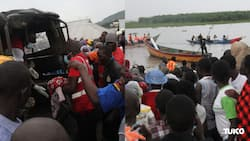 Lake Victoria Boat Tragedy: Death Toll Hits 7 as Bad Weather Hinders Rescue Mission