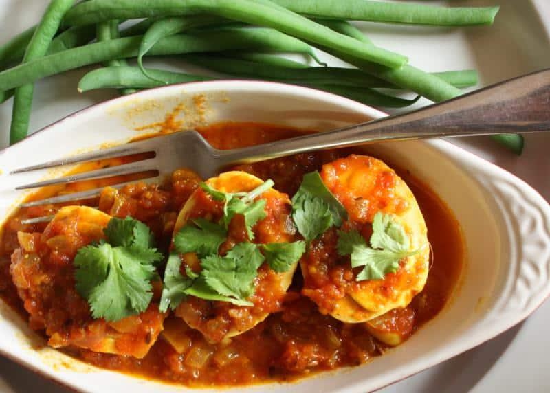 Egg curry recipe Kenya style