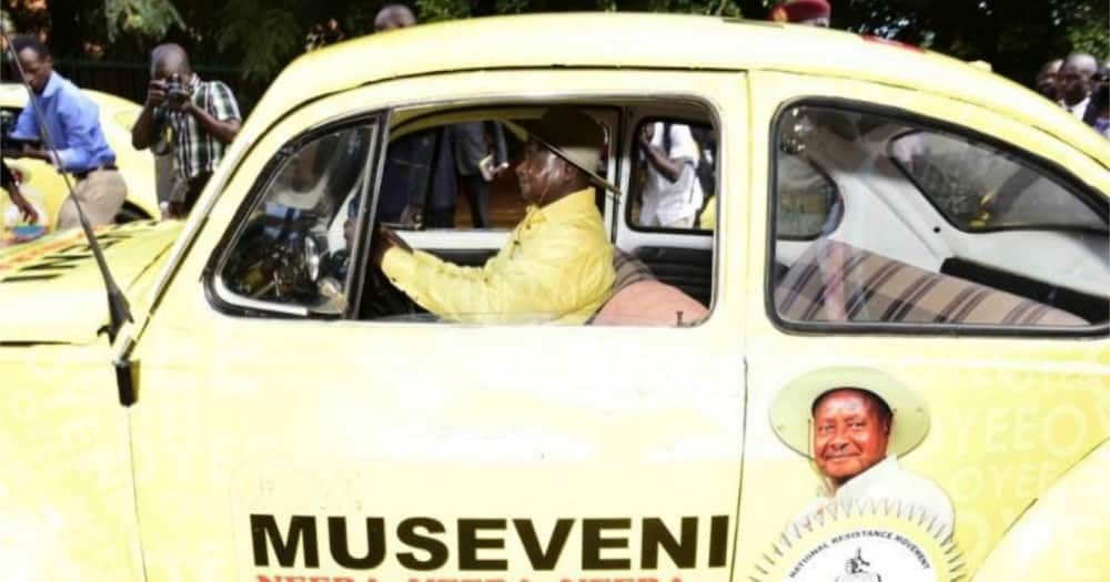 Museveni has been at the helm of Uganda for 35 years, and was recently re-elected for another term.