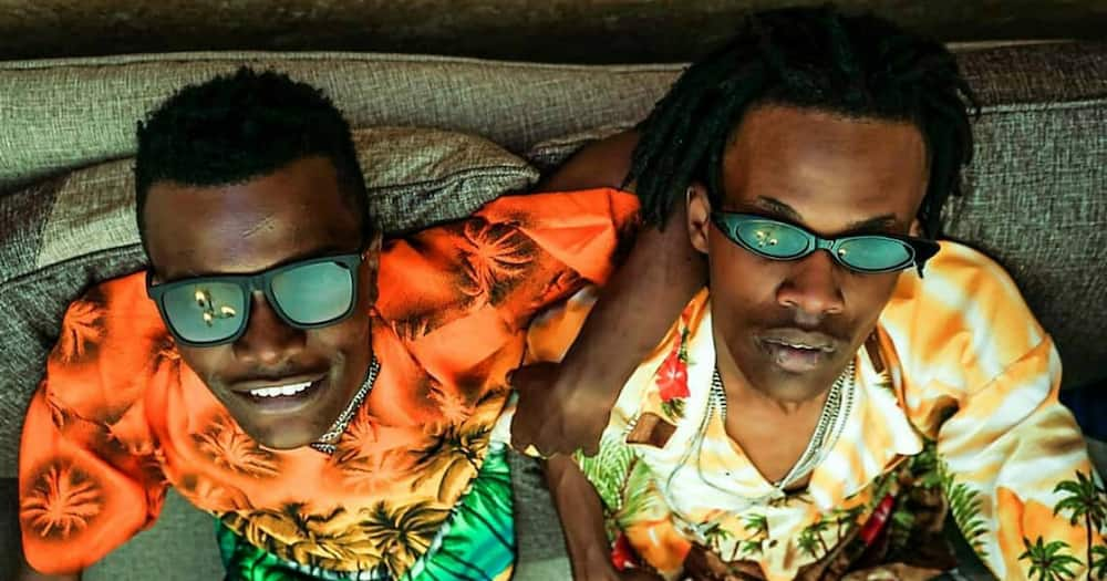 Former Machachari star Baha, identical brother release new song together