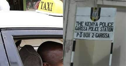2 terror suspects arrested after taxi driver sells them out to Garissa police