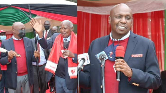 """Gideon Moi Announces He'll Vie for Presidency in 2022: ''I Will Stage a Strong Campaign"""""""