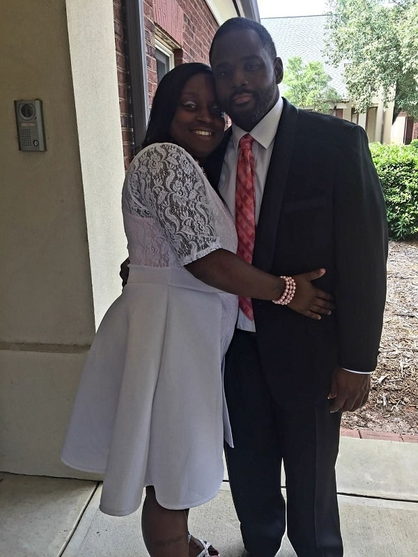Perfect match: Wife donates kidney to save her husband's life