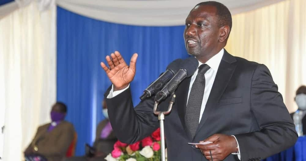 BBI: William Ruto says he is not easily cornered, insists on uncontested referendum