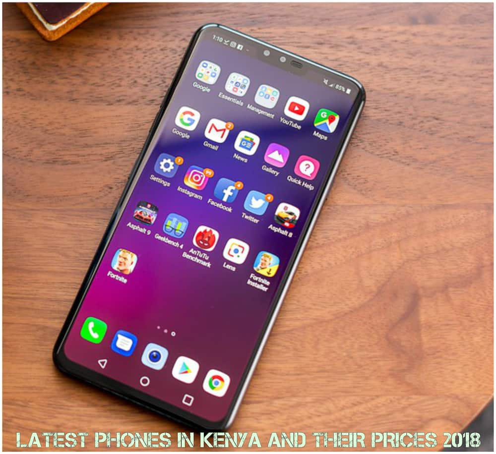 Latest phones in Kenya and their prices 2018 ▷ Tuko co ke