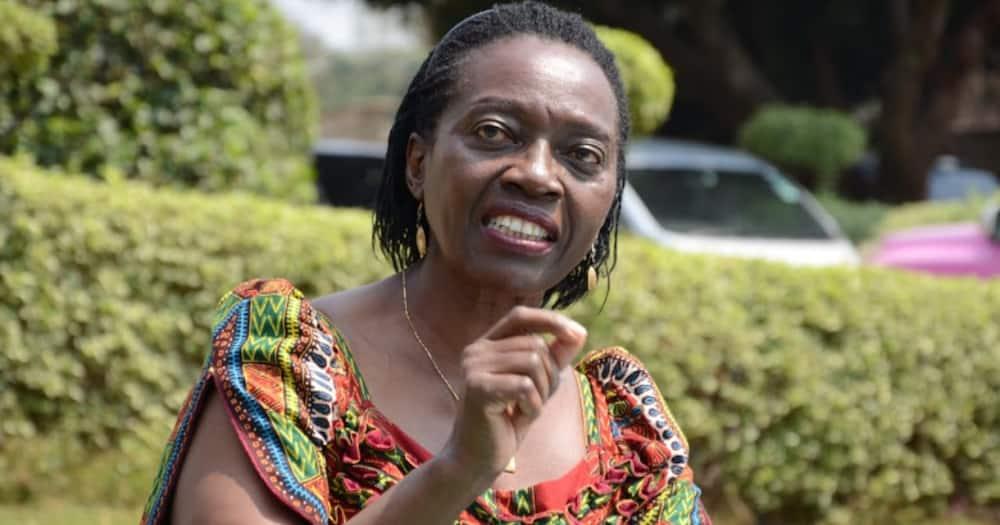 BBI is President Kenyatta's project to overthrow the 2010 constitution, Martha Karua