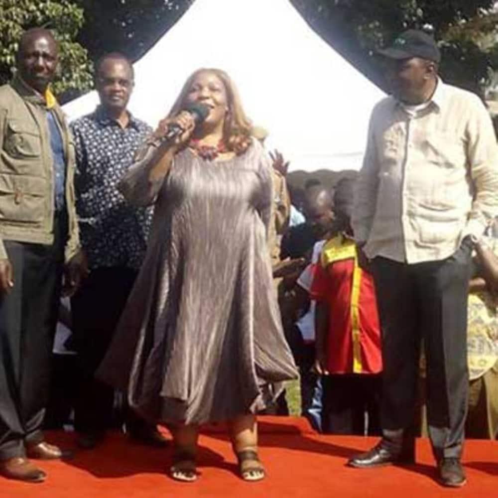 Aliyekuwa mgombea wa ugavana Kakamega Mabel Muruli aaga dunia kutokana na COVID-19