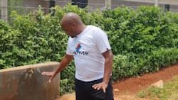 """Jalango Builds Free Water Point Outside His Village Home: """"Giving Back"""""""