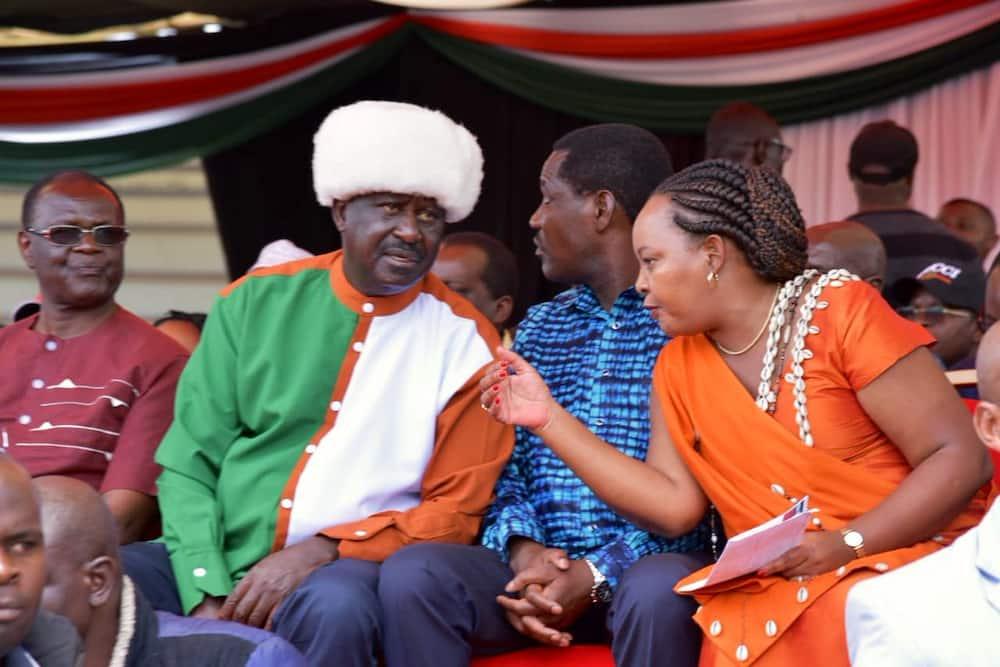 Raila and Waiguru can meet whenever they want - Junet Mohammed