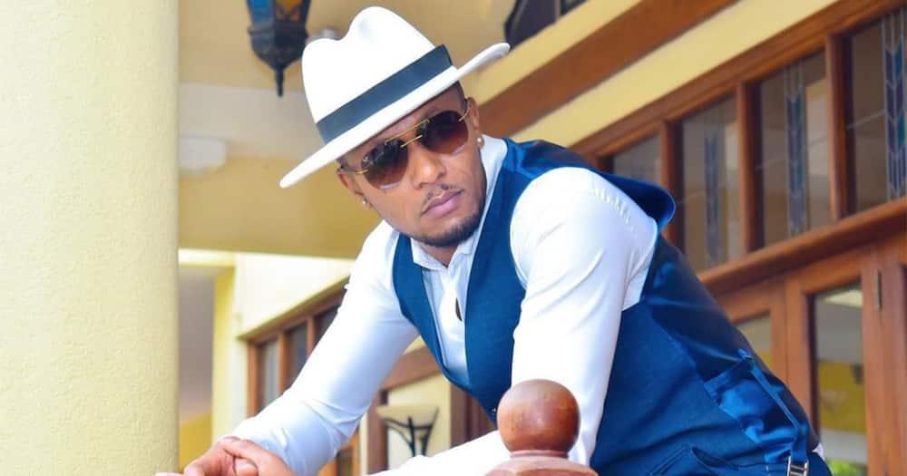 Dj Mo said he is a businessman.