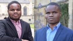 Ebenezer Azamati: Visually Impaired Student Elected Oxford Africa Society President