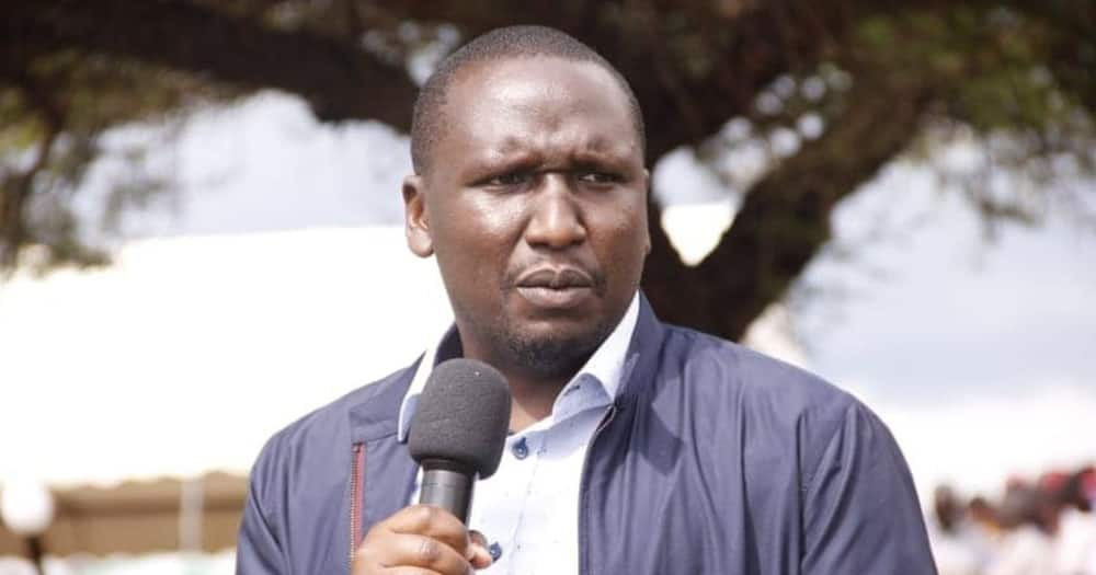 Senator Cheruiyot said EACC was the one with the mandate of leading the war on corruption.