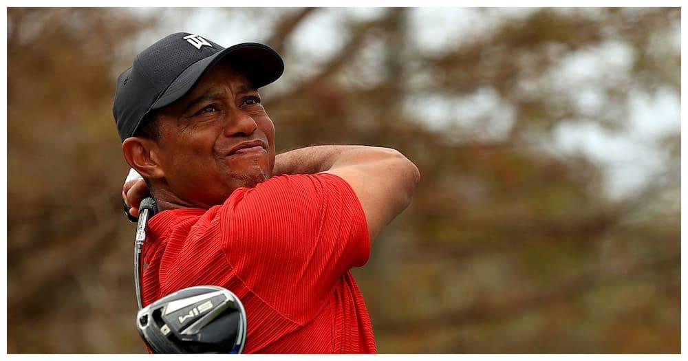 Tiger Woods suffers multiple leg injuries after horrific car crash