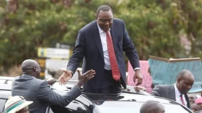 Joshua Kutuny Says Uhuru Has Grand Plan to Unveil His Prefered Successor Before 2022 Polls