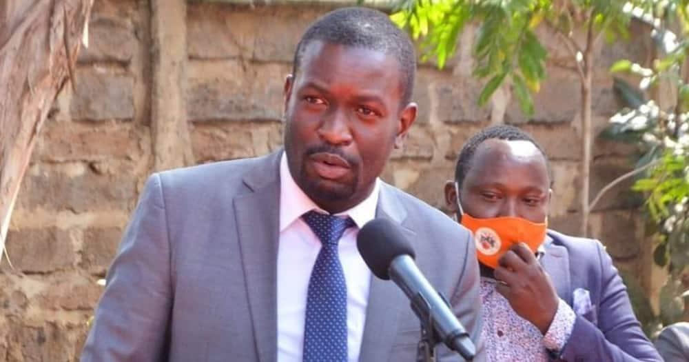 BBI: ODM secretary-general Edwin Sifuna dismisses claims reggae has stopped
