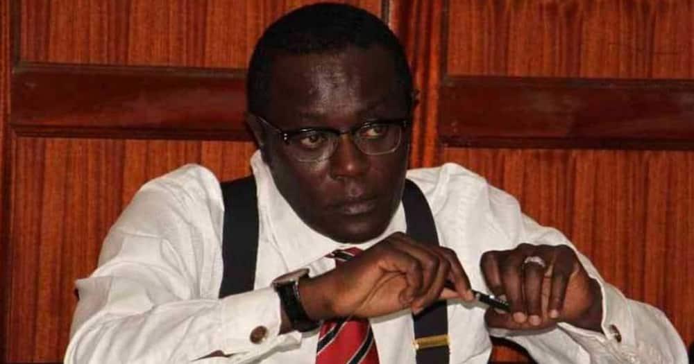 "Mutahi Ngunyi likens hustler movement to outlawed Mungiki sect: ""It's only in GEMA"""