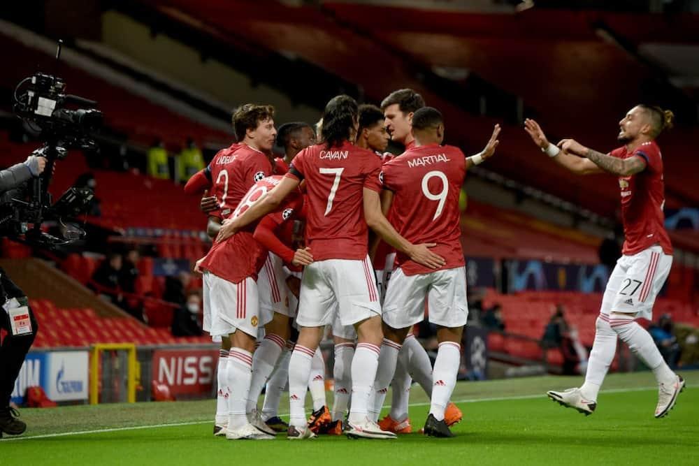 Manchester United vs Istanbul Basaksehir Fernandes, Rashford fire Red Devils to victory