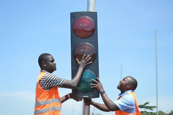 Mji wa Kisumu wangaa kwa mataa ya trafiki baada ya miaka 18