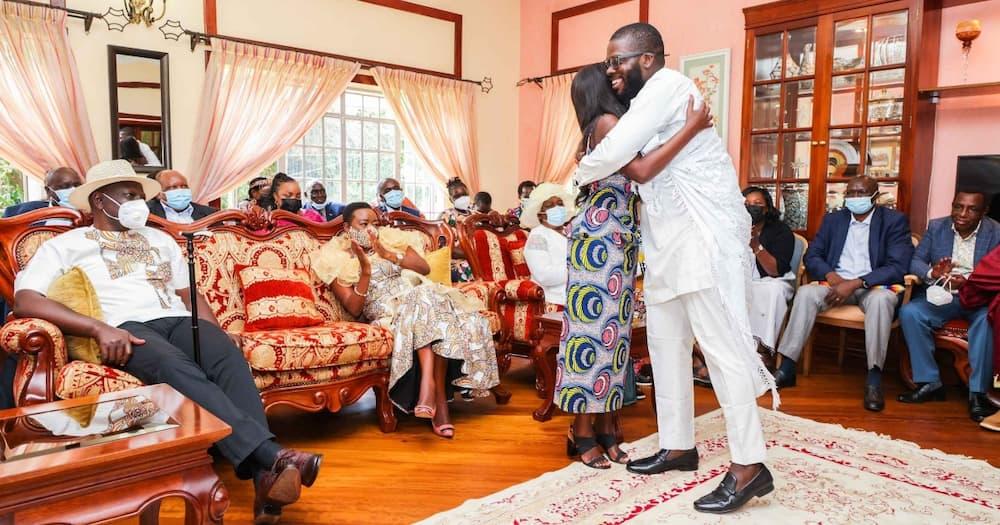 Racheal Ruto Celebrates Joy of Motherhood with Beautiful Photos of Her Daughter's Koito