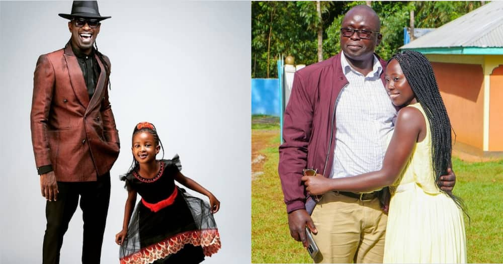 Kenyan Celebrities Celebrate Father's Day With Heartwarming Messages Online