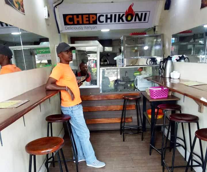 Chepchikoni: From sleeping on the floor, 26-year-old turns cooking passion into chain of hotels