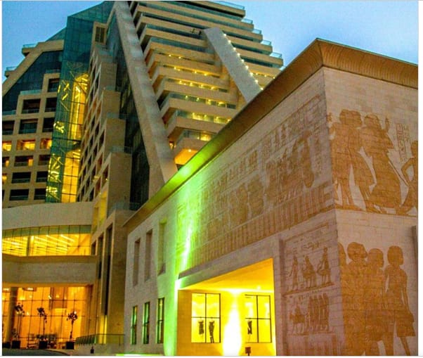 best hotel in dubai with 7 star rating
