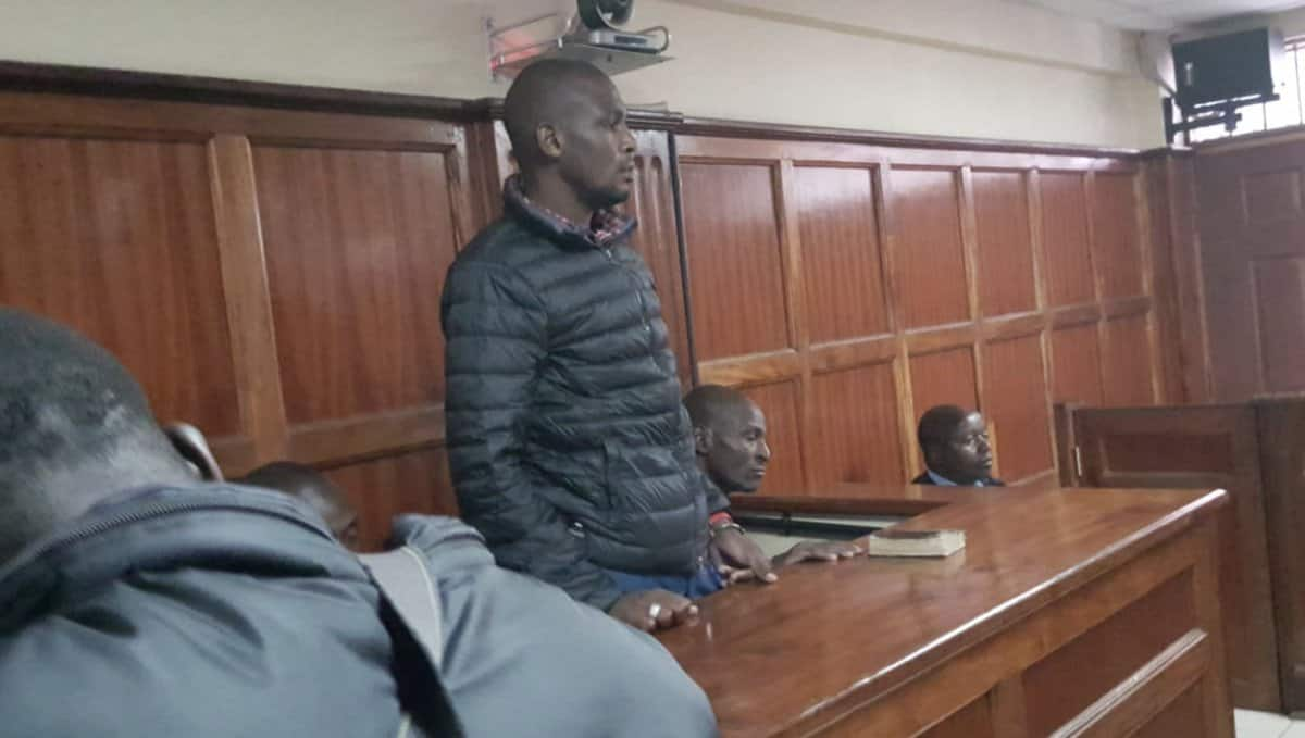Nairobi man who killed lover by stabbing her private parts 16 times found guilty of murder