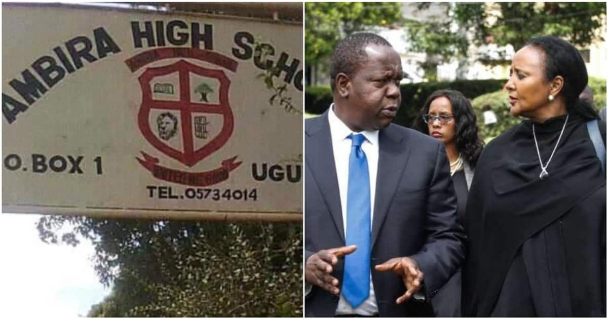 Section of Kenyans angry over arrest, detention of Ambira boys who insulted cabinet secretaries