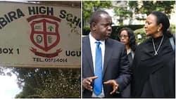 Polisi waanika wanafunzi wa shule ya Upili ya Ambira waliomtusu waziri Matiang'i na Amina