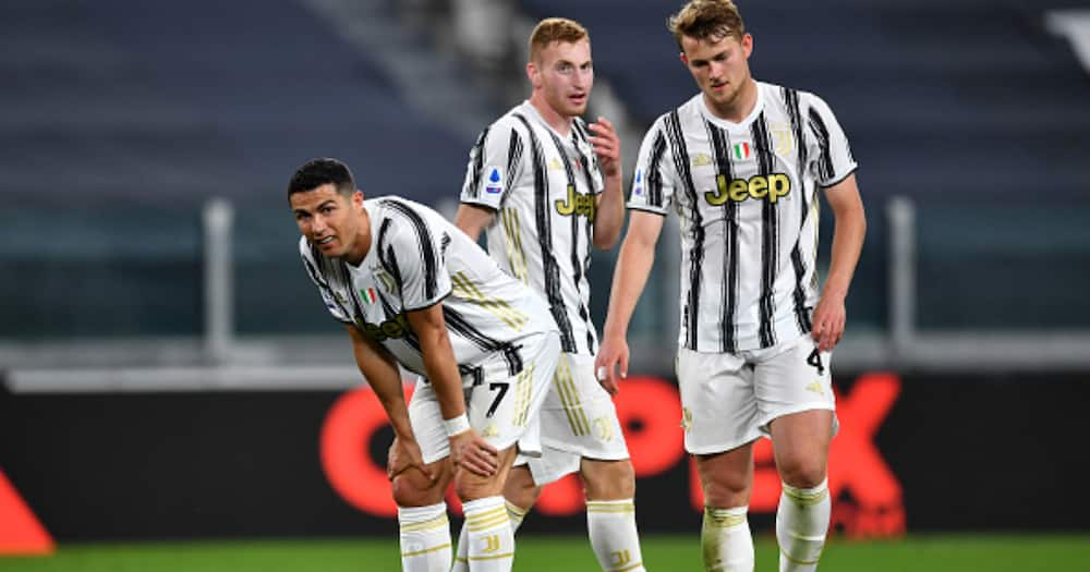 Cristiano Ronaldo and Juve in Danger of Playing in Europa League Next Season After AC Milan Defeat