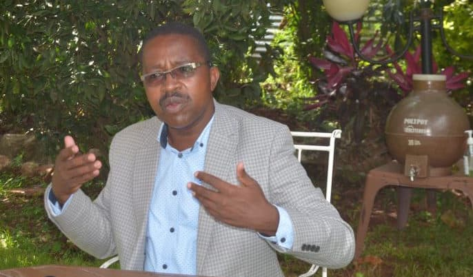 I'll stop water supply to Nairobi if revenue formula based on population fails - Governor Wa Iria
