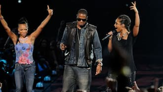 Alicia Keys Forgives Lil Mama for Crashing Her Performance with Jay Z