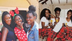 Mutahi Ngunyi's Angels: 9 Delightful Photos of Political Analyst's Gorgeous Daughters