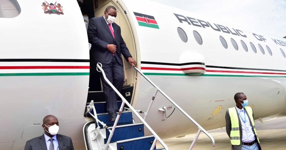 Uhuru Kenyatta Among African Leaders Attending Museveni's Swearing-in