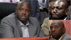 Ex-governor Isaac Ruto disagrees with DP Ruto's allies over cancellation of Kimwarer Dam project