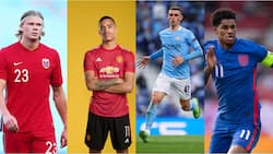 Top 10 Most Valuable Players in The World Revealed as 3 Man United Stars Makes List