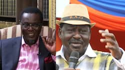 Raila sasa ni wetu, asikosolewe, Mutahi Ngunyi asema