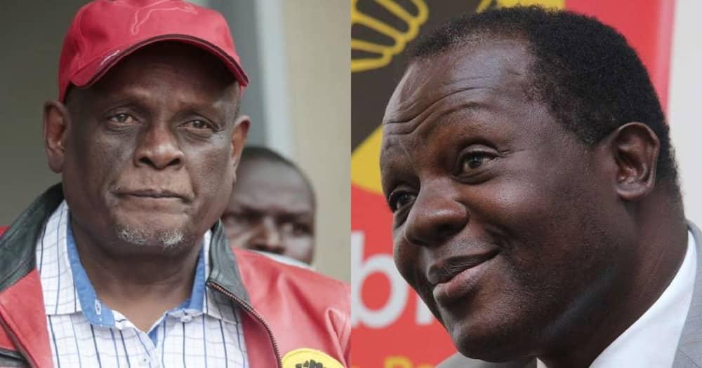 """Ondokeni Jubilee Sasa"": Gavana Lee Kinyanjui Awaambia Murathe na Tuju"
