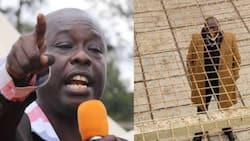 Mheshimiwa Gachagua Apigwa na Kibaridi Sakafuni Seli, Kushtakiwa Jumatatu