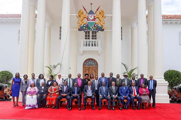 Uhuru appoints 14-member task force to spearhead implementation of BBI report
