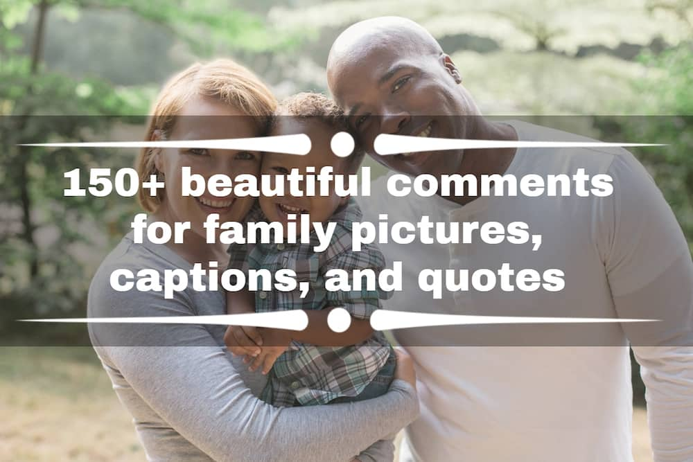 comments for family pictures