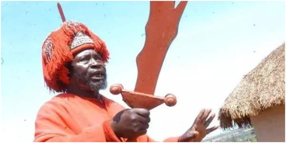 Wafuasi wa Jehovah Wanyonyi wamtolea 'mungu' wao pombe kama sadaka