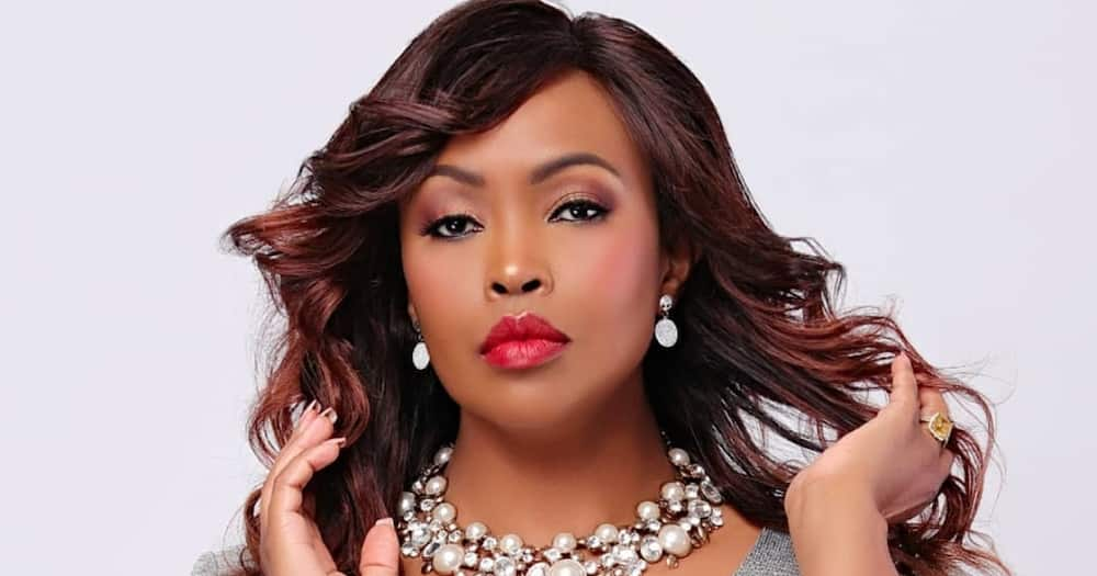 Ageless beauty: Caroline Mutoko dazzles netizens after stepping out looking young